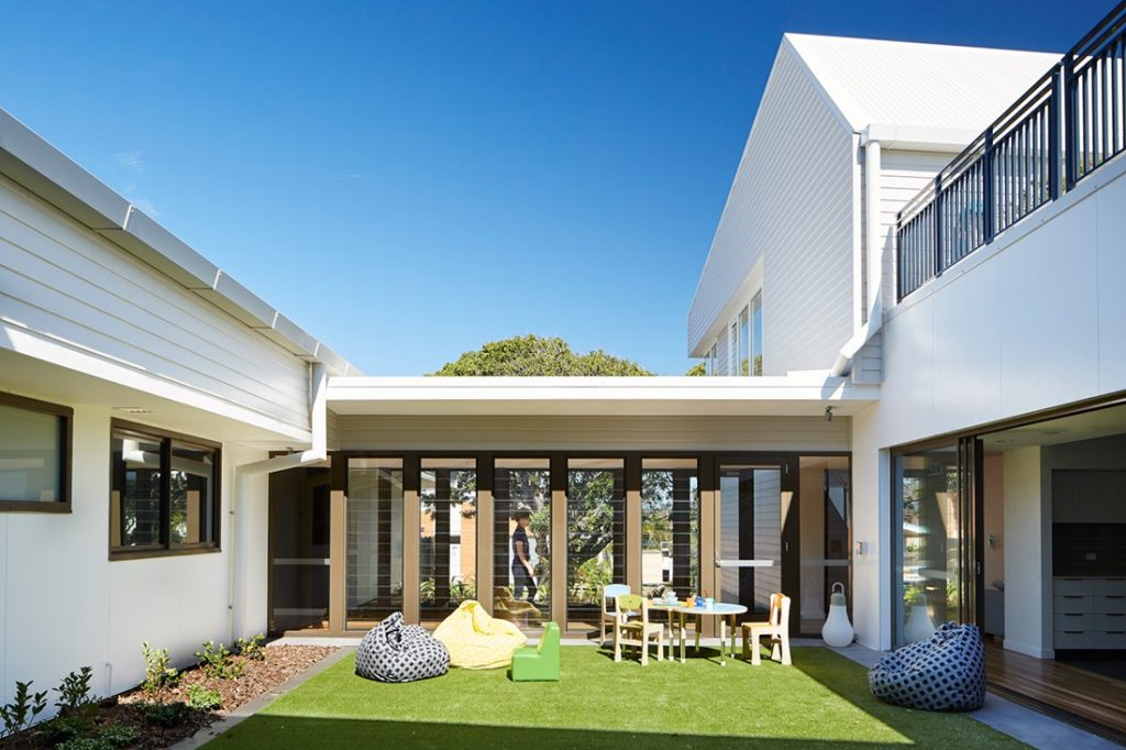 The new Hummingbird House facility is a first for Queensland.
