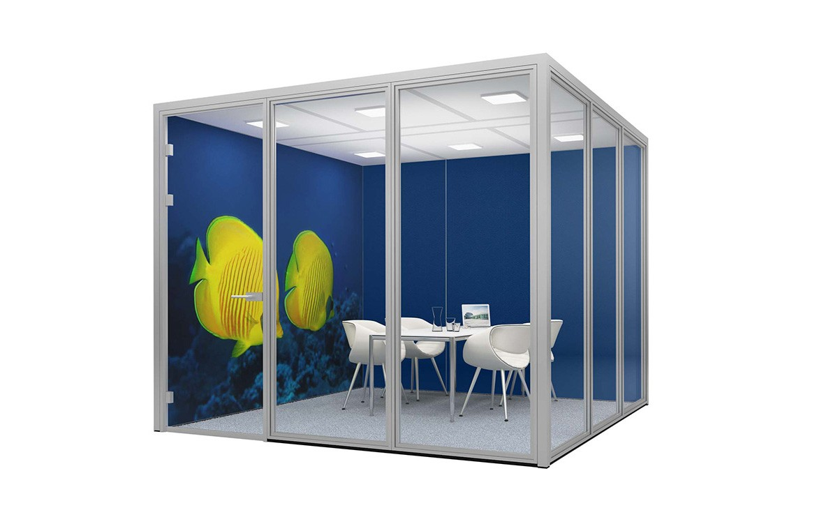HumanSpace Telephone Cube