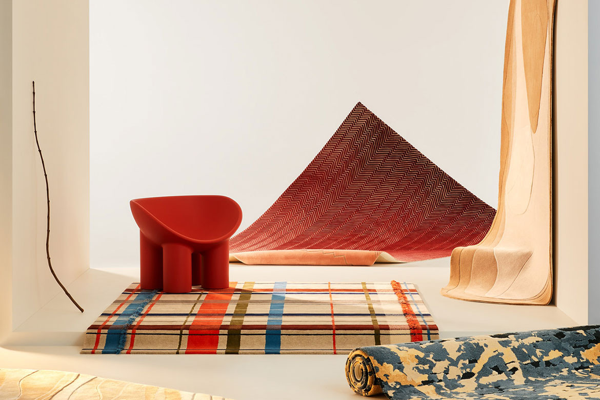TSAR Carpets elicits synesthesia with new Forma collection