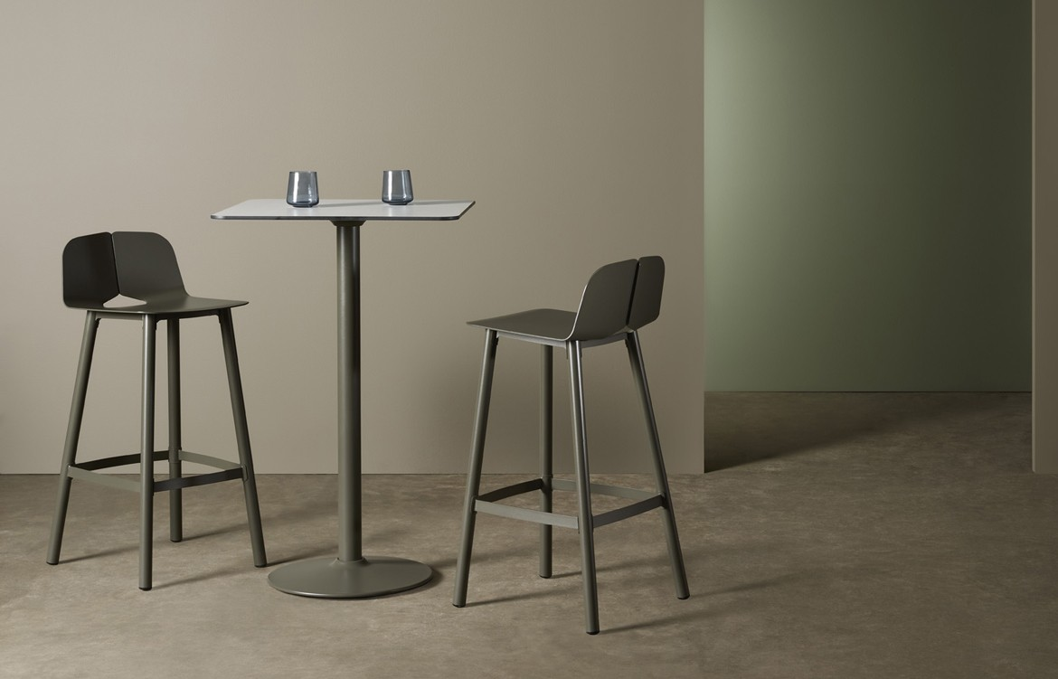 Seam Bar Stool 4