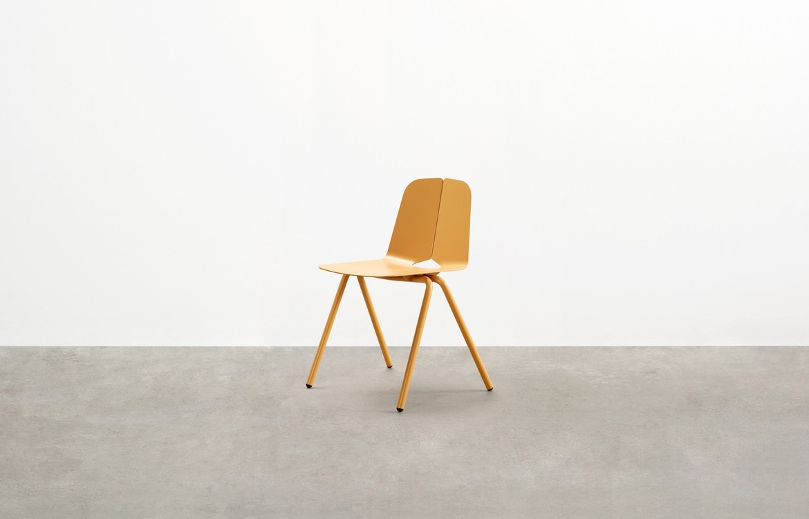 Seam Stacking Chair 4