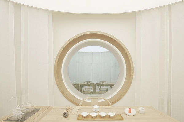 Tea House by Space Modification Unit | IndesignLive