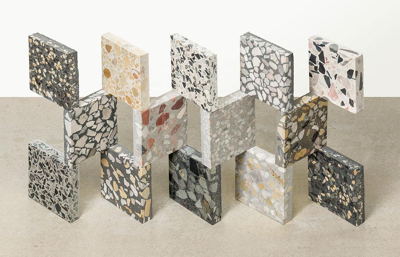Concrete Terrazzo Tiles 1