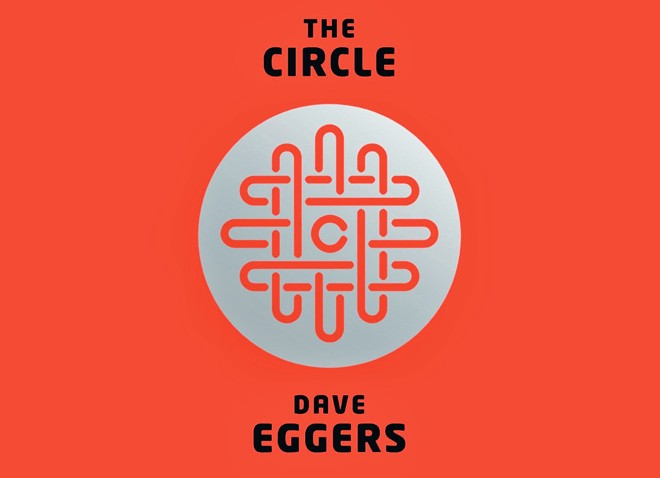 The Circle by Dave Eggers proves to be an interesting point of departure for Unispace's Neil Usher.