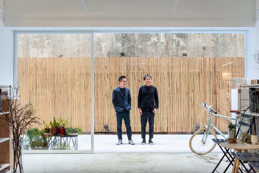 LAAB Architects winner of The Design Studio 2020 INDE.Awards. Photography by HENRY T.C. & Otto Ng.