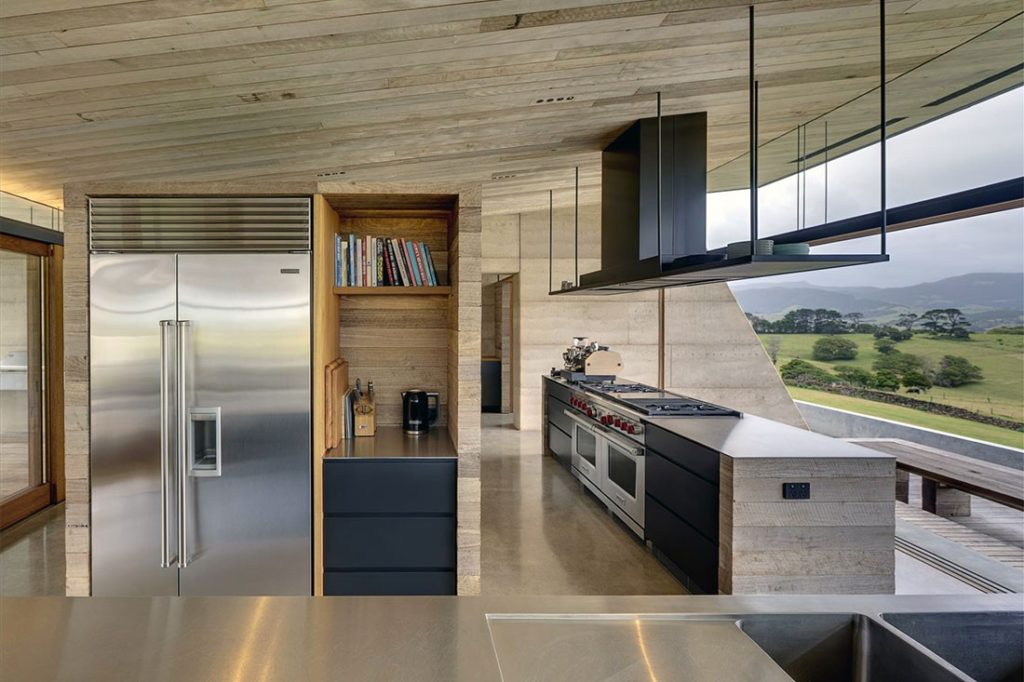 The Farm by Fergus Scott Architects, photo by Michael Nicholson.