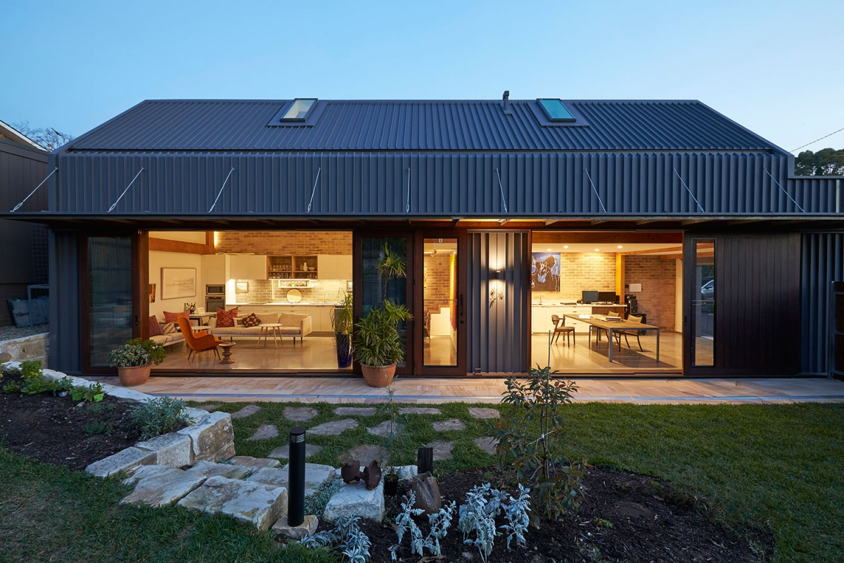 The Shed by Anderson Architecture.