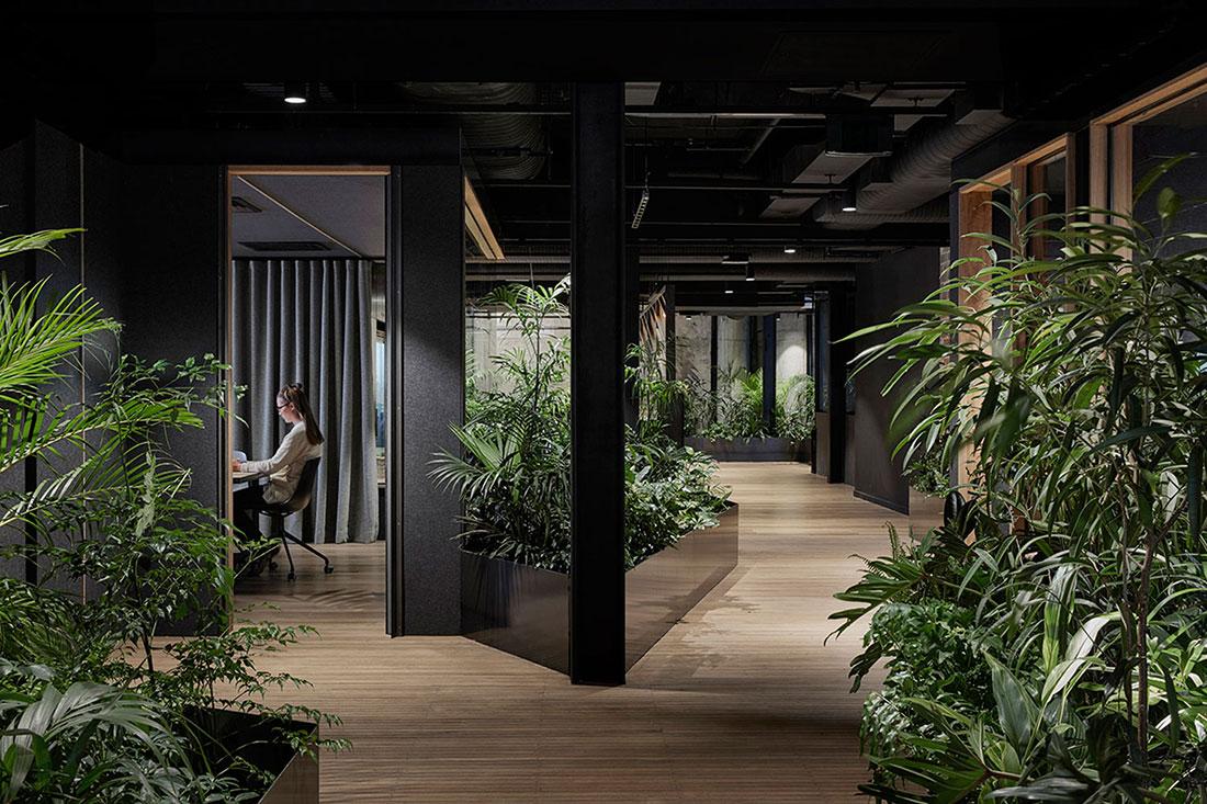 INDE.Awards 2017 | Slack Melbourne, Breathe Architecture