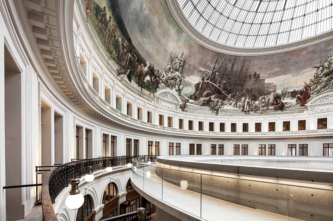Tadao Ando makes contemporary art of Paris' built past