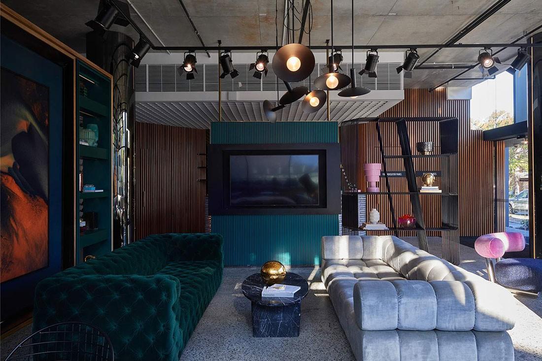 Edited luxury tribe hotel perth interior indesignlive for Interior design agency perth