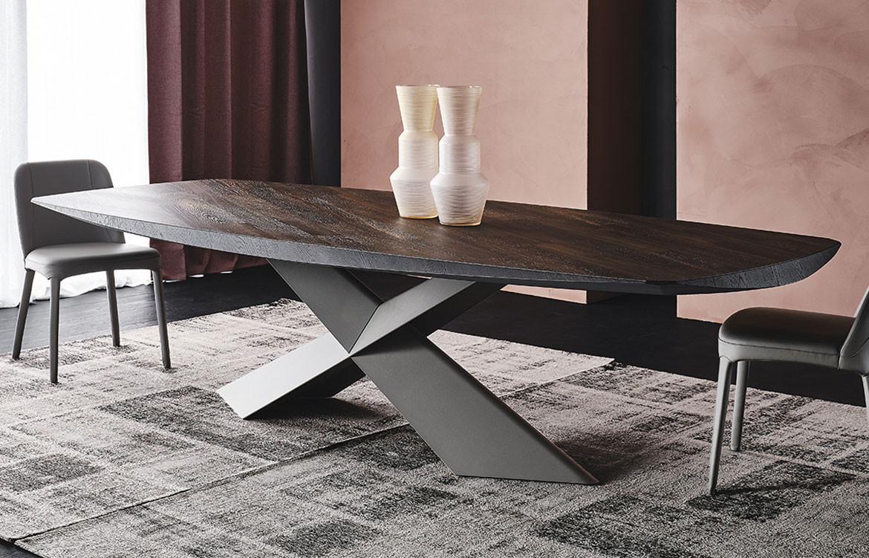 Tyron Wood Black Table Legs