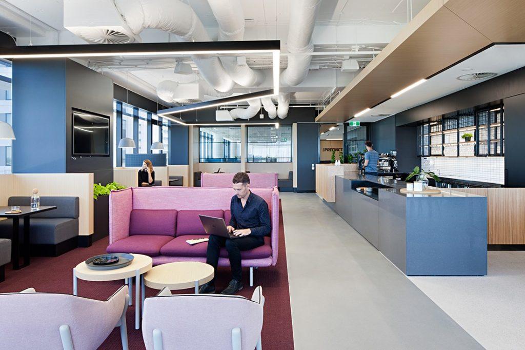 Ubt Sydney Head Office Designed By Unispace Indesignlive