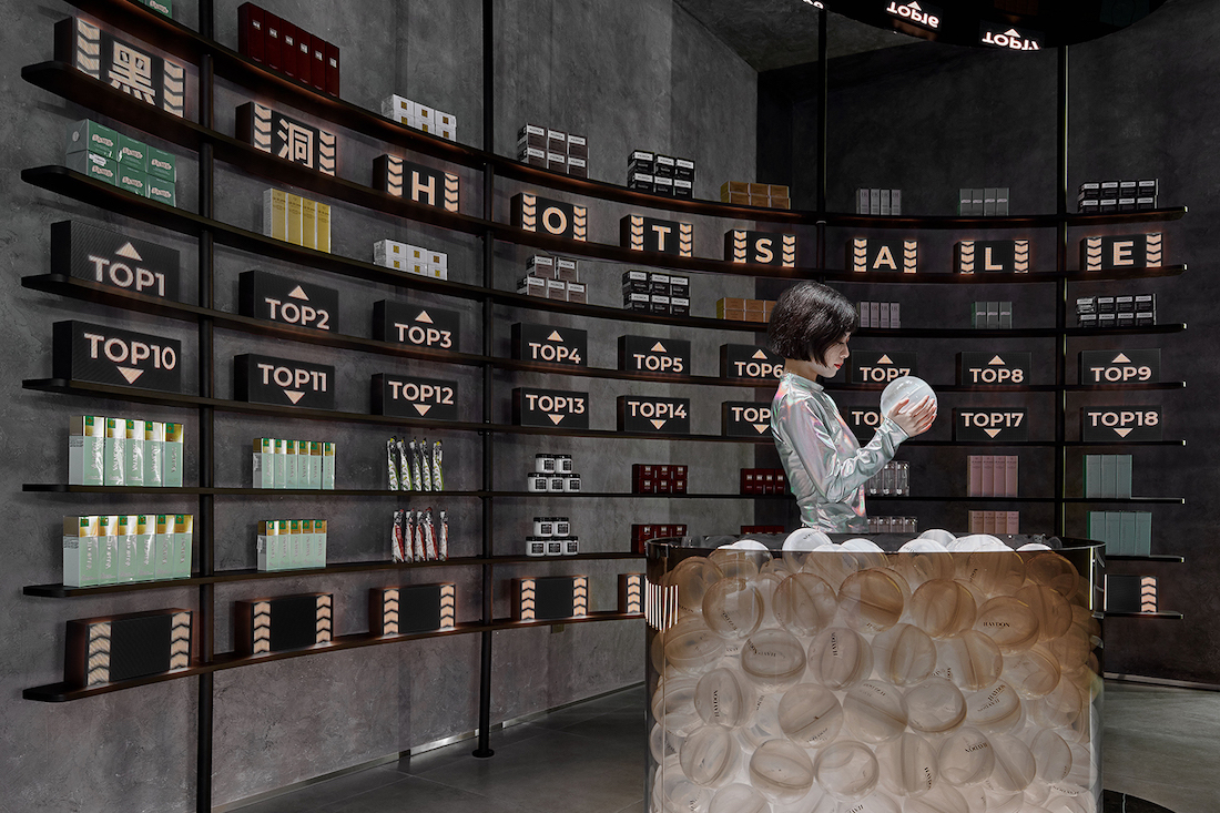 Design responds to the resurgence of the shopping experience