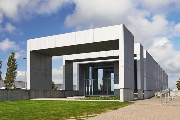 The VOLA Academy exterior