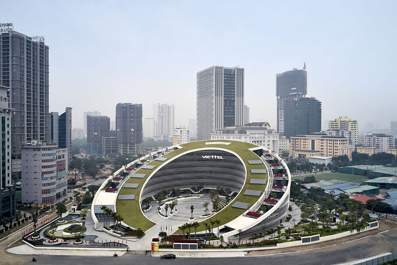Gensler puts its sensitive, sustainable stamp on Hanoi