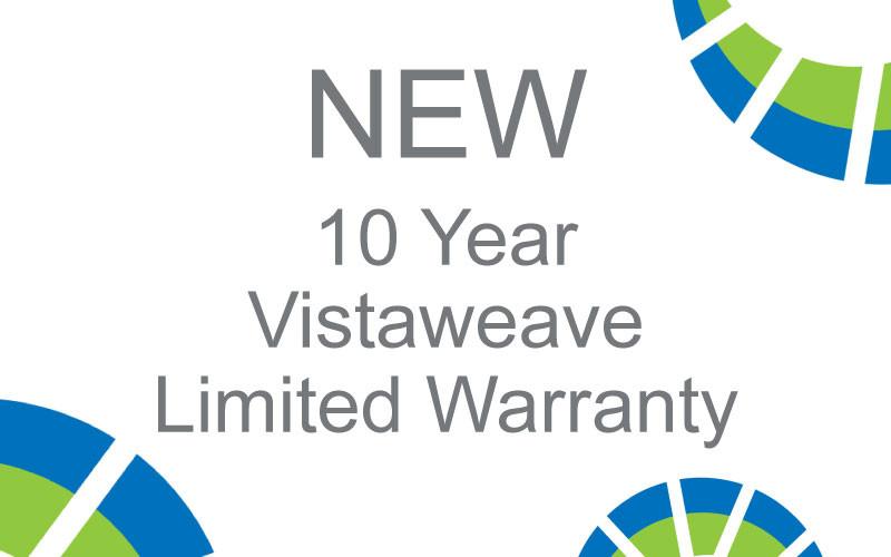 Vistaweave-10-Yr-Warranty
