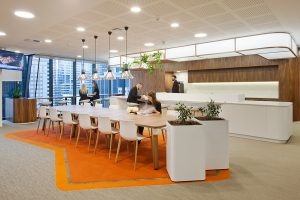Jemena Melbourne by Woods Bagot | Indesignlive