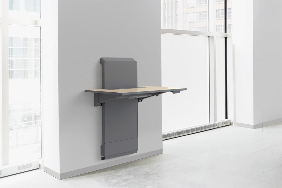 A new age of sit-to-stand presented by Ergotron