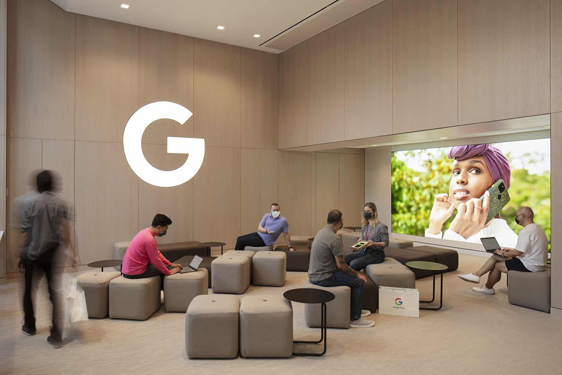 Google flagship store