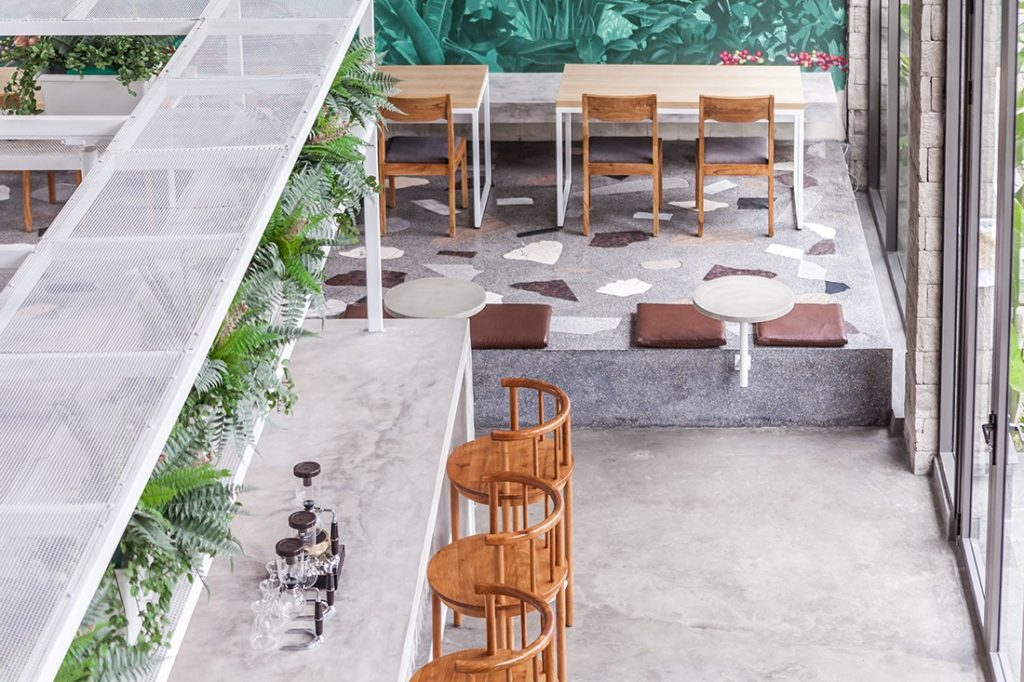 Full Circle just opened in Ubud, designed by X+O.