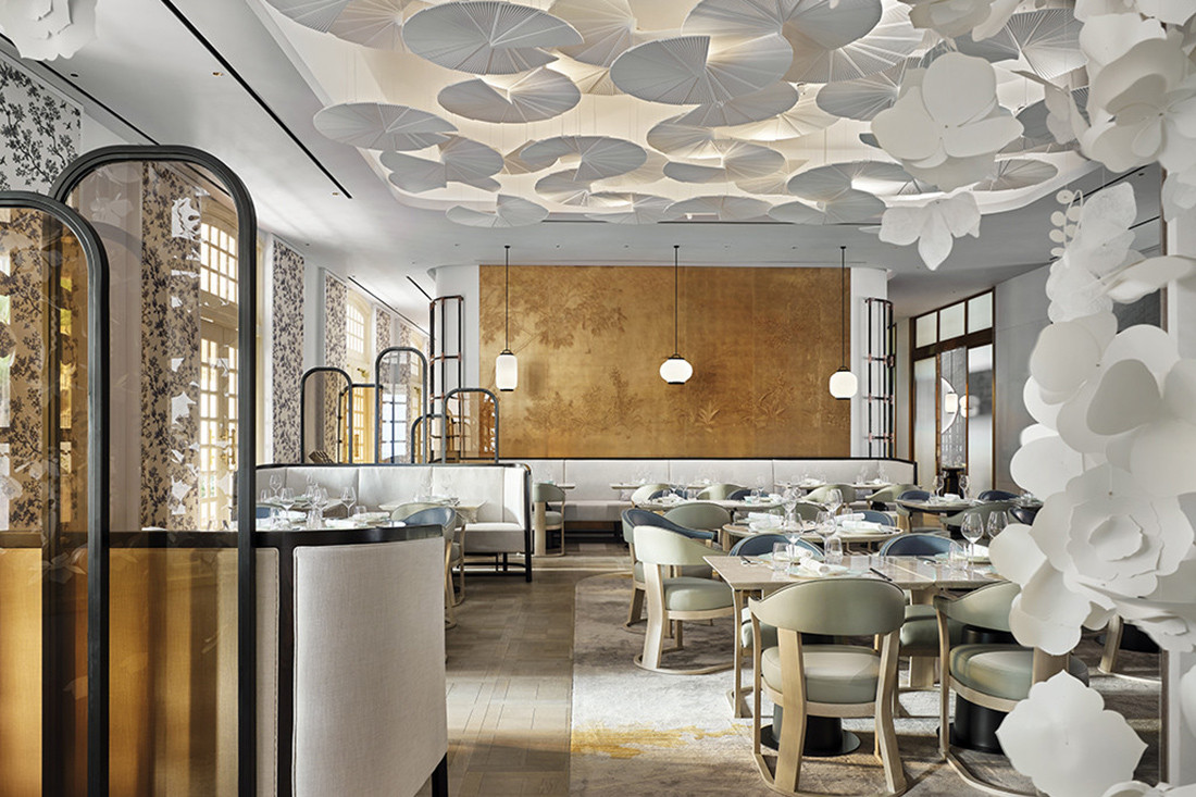 Design for fine dining is its own art form at Yi