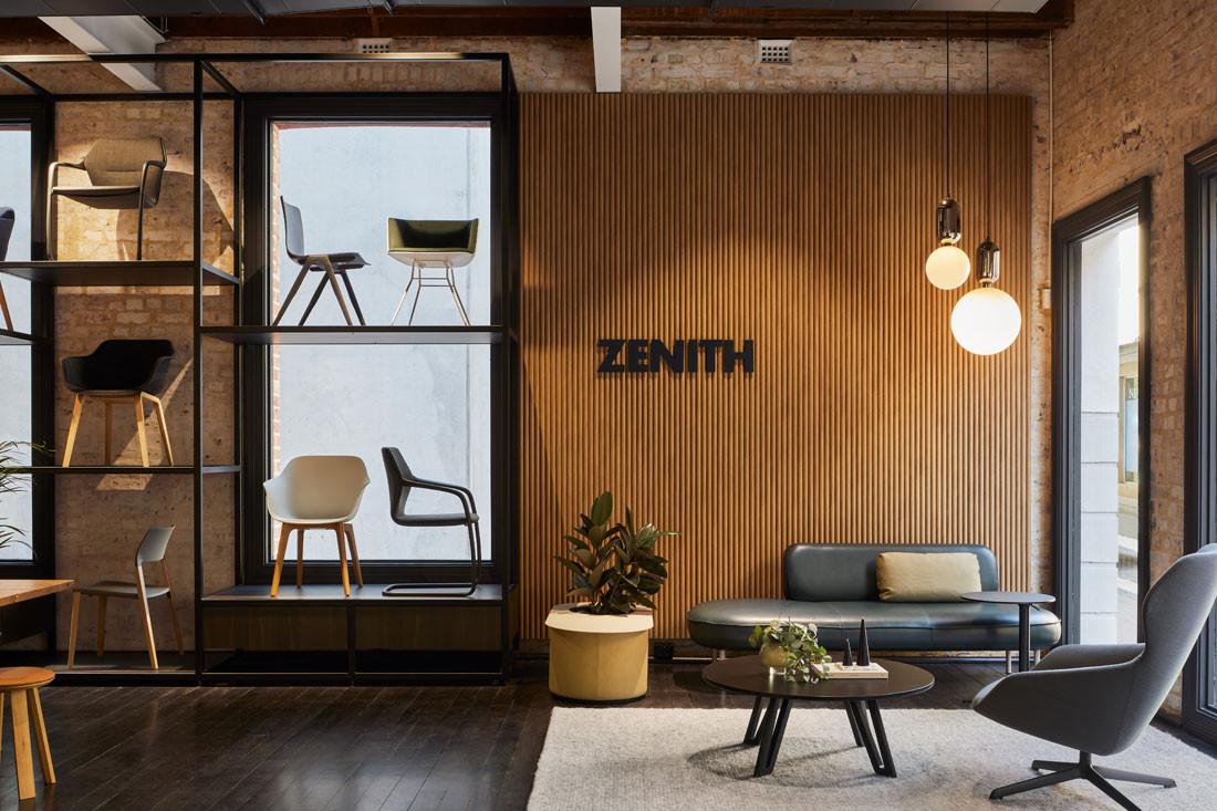The brilliant new Zenith Perth showroom