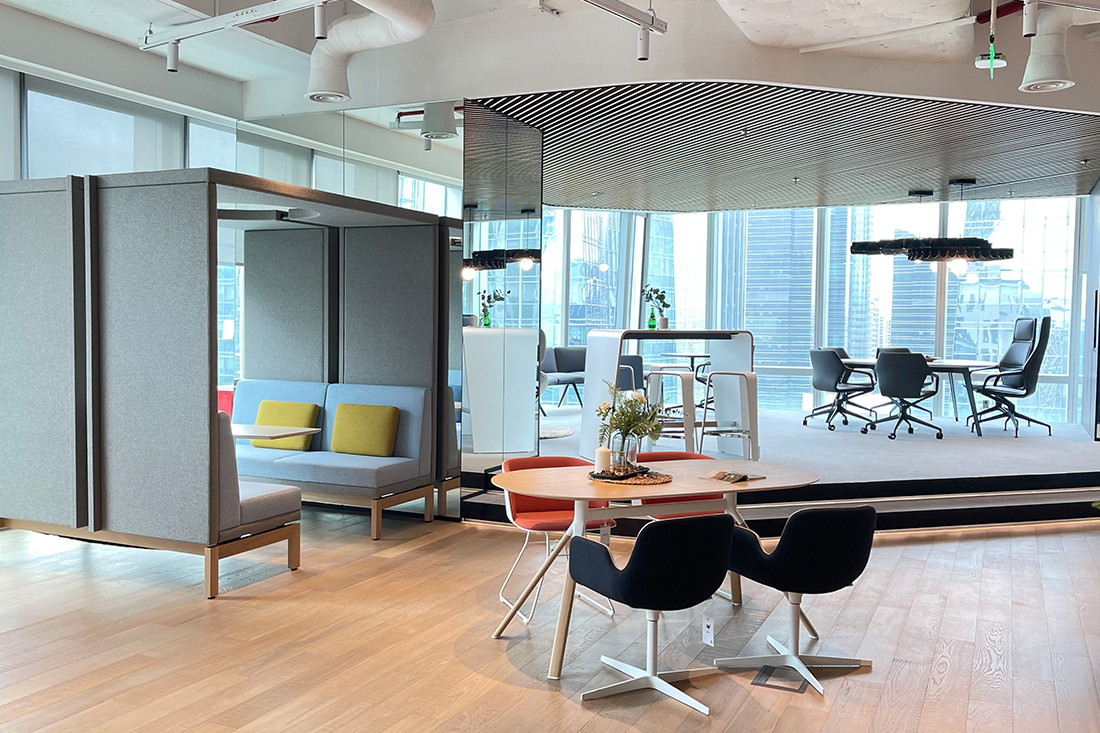 Zenith conquers new frontiers with showroom in Shenzhen
