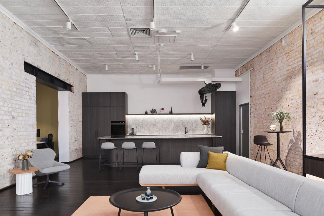 zenith perth showroom interior