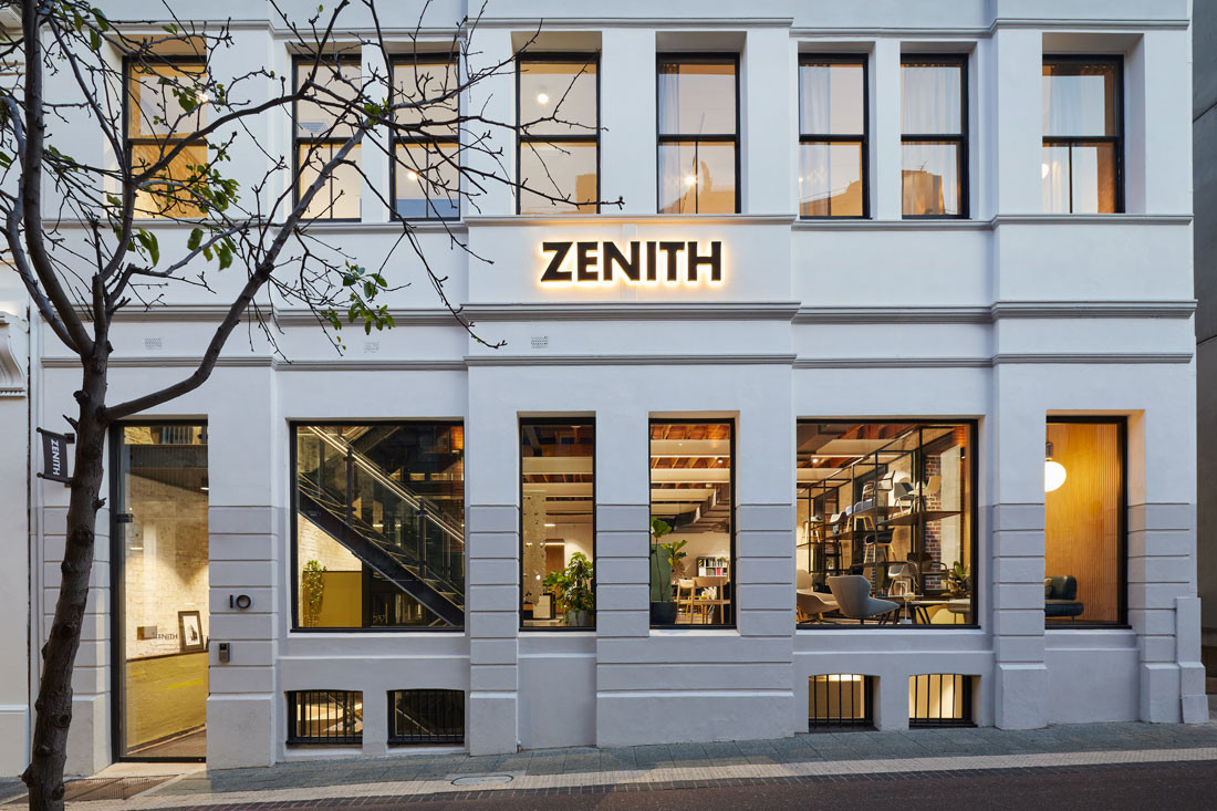 zenith perth exterior