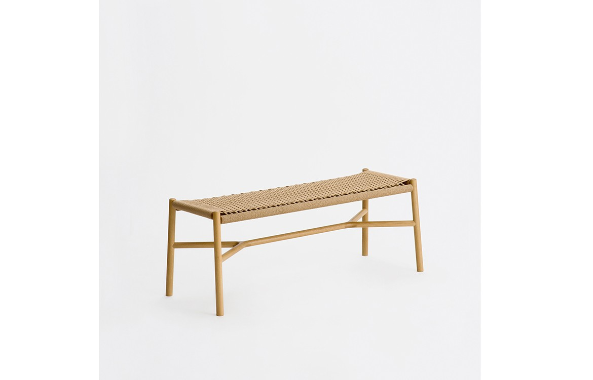 ariake bench | furniture | apato | indesignlive the collection