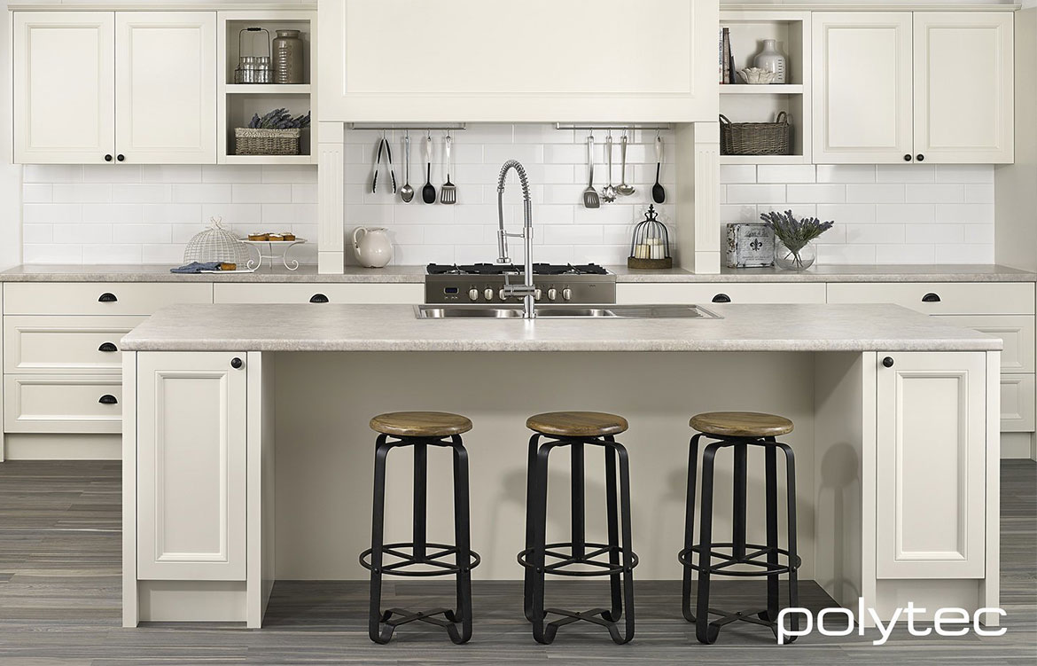 Benchtops and Laminate Range | Polytec | IndesignLive Collection