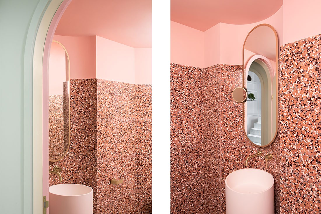 Paving The Way Terrazzo Is Trending Again Indesignlive