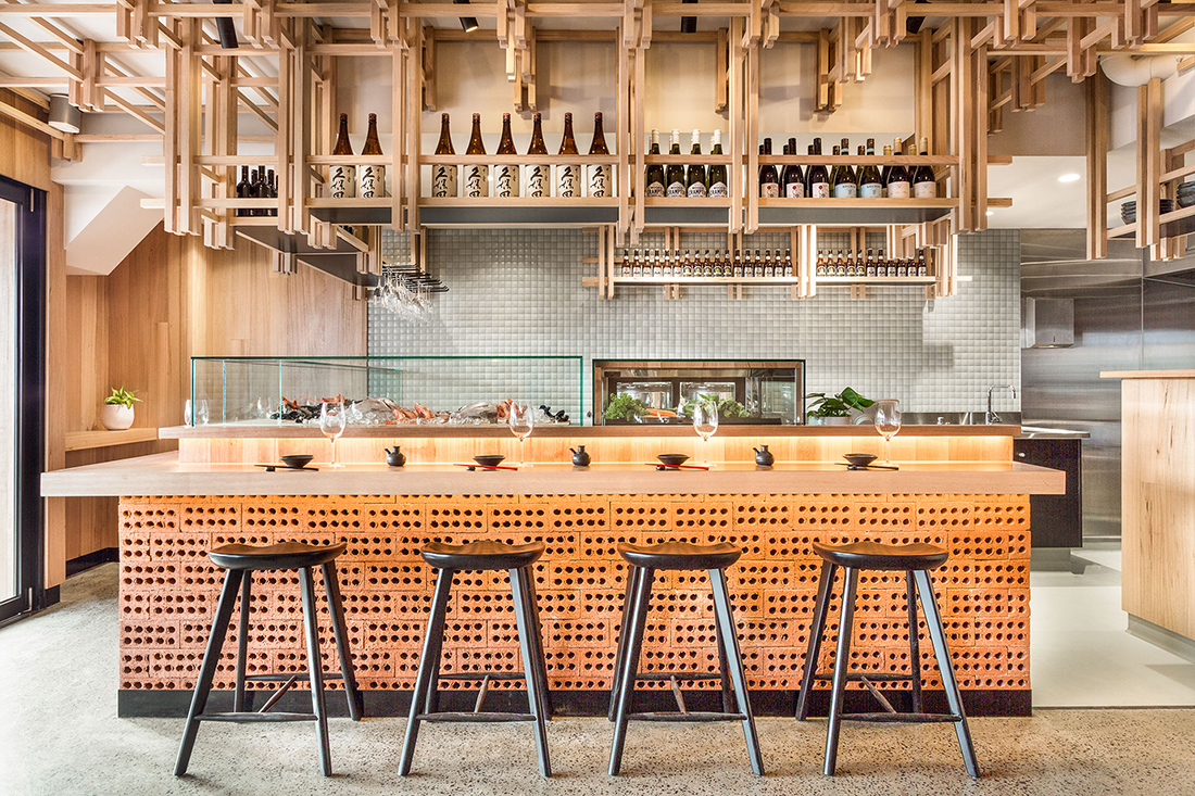 Y japanese seafood kitchen bar by biasol indesignlive
