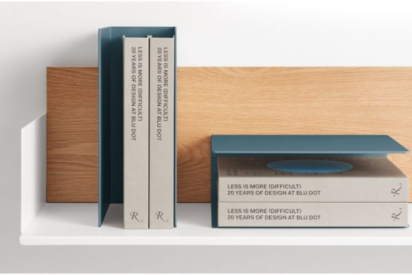 blu dot tabs bookends