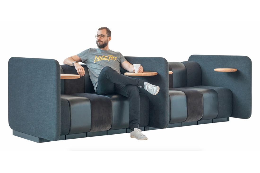 Blå Station's New BOB Job Sofa System