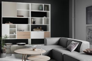 BoConcept Copenhagen Bookcase