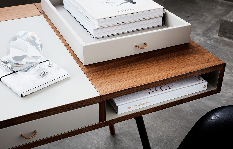 Boconcept Cuptertino Executive Desk Indesignlive Collection