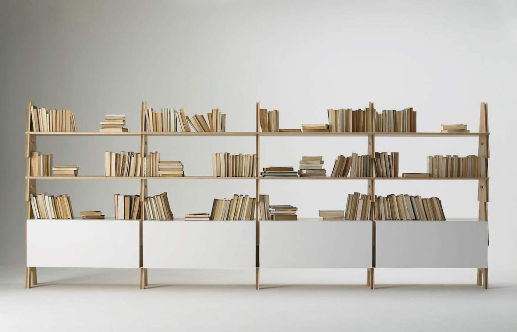 Shelf System Artedomus Indesign in focus furniture modern workplace