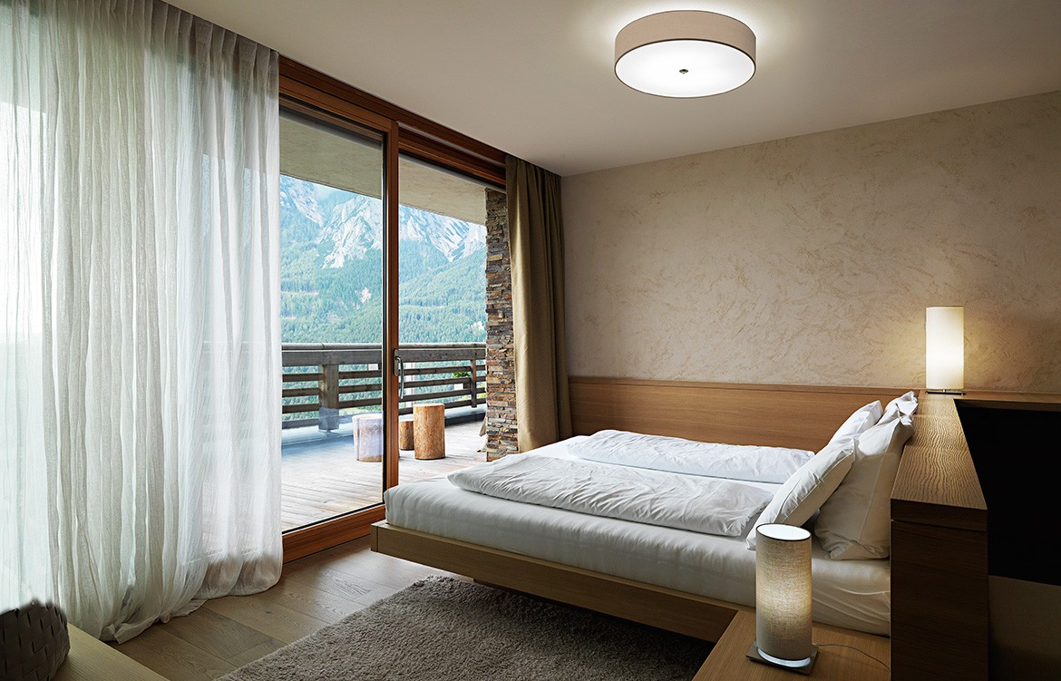 Espo Lighting Discovolante Ceiling Bedroom