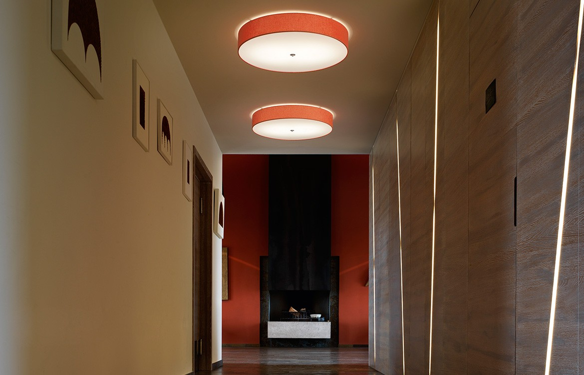 Espo Lighting Discovolante Ceiling