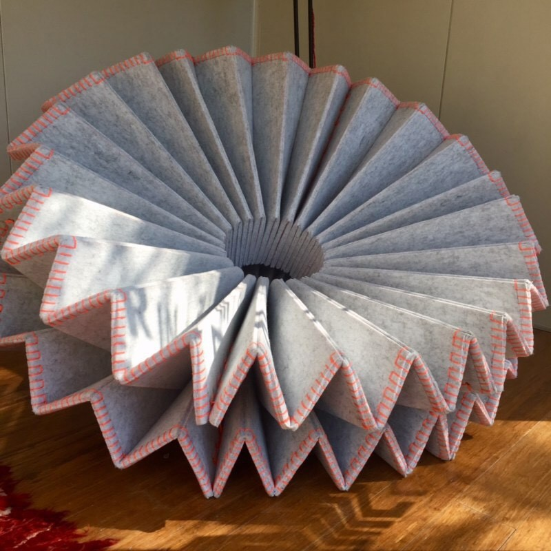 Origami Lounger.