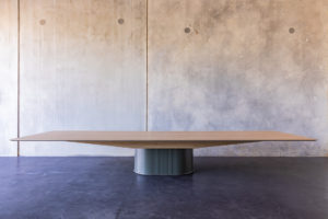 Podium Boardroom Table