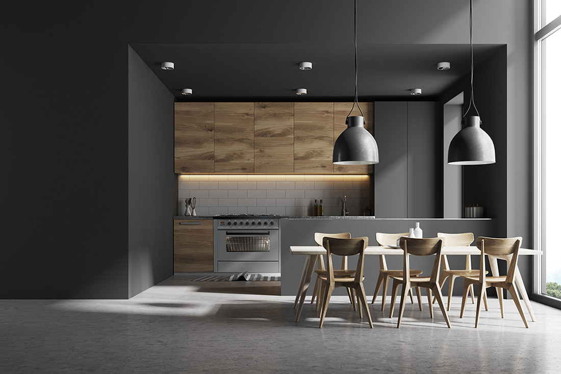 GrigioLusso: where luxury meets passion in the kitchen