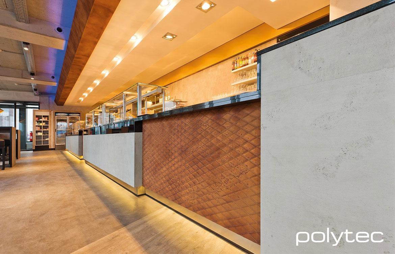 Imi Beton imi beton imitation concrete and rust polytec indesignlive
