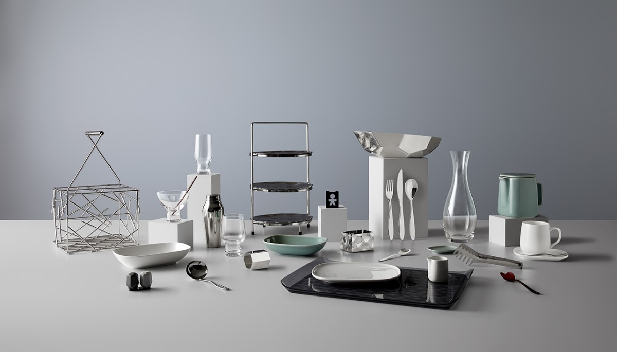 Alessi for Delta. Photo by Scott Newett.