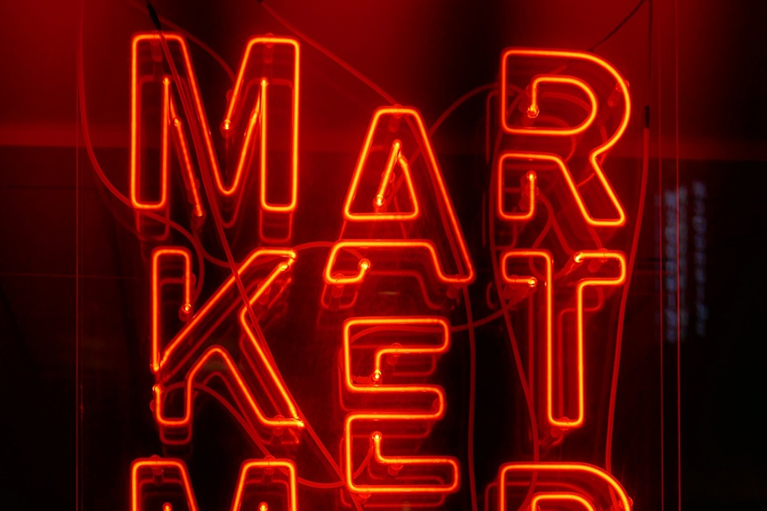 Corner the market by marketing your design practice