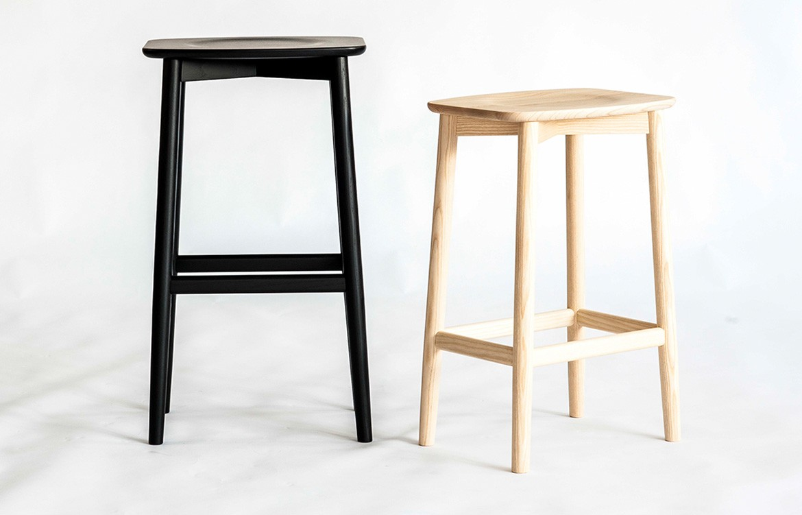 Ercol Lara Stool Temperature Design Indesignlive