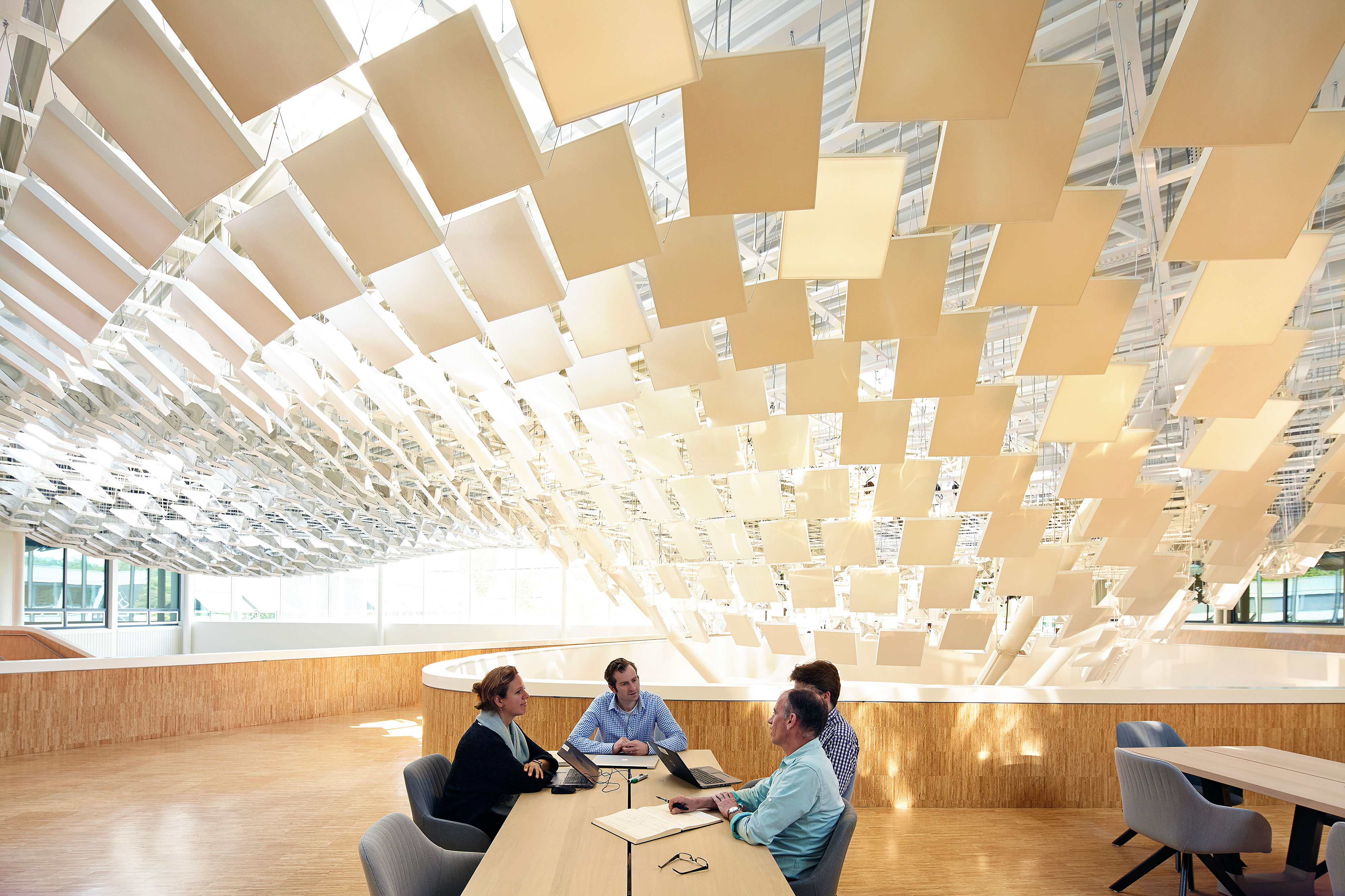Philips Headquarters Netherlands, by LAVA   Architecture