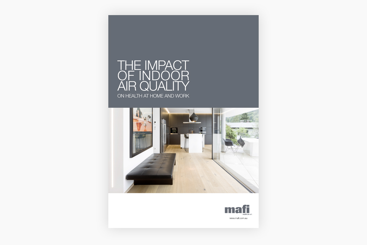 Considering the impact of indoor air quality on health