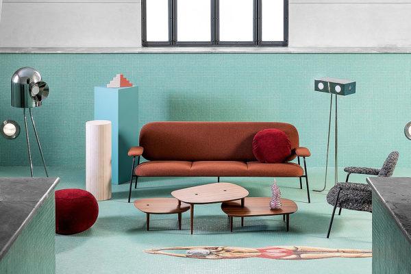 Philo lounge by Saba.